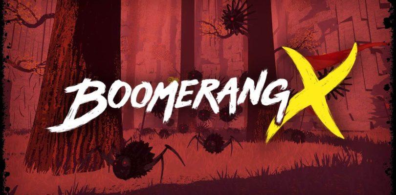 Boomerang X sortira le 8 juillet sur Switch et PC