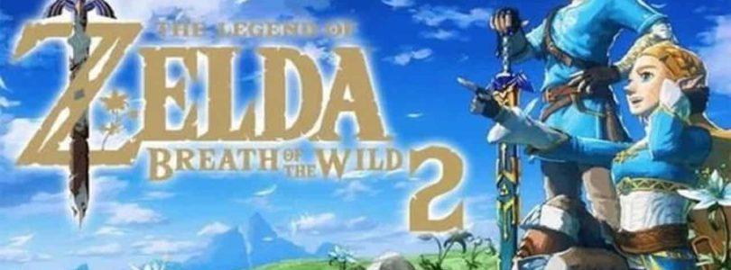 E3 : The Legend of Zelda: Breath of the Wild 2 sortira en 2022