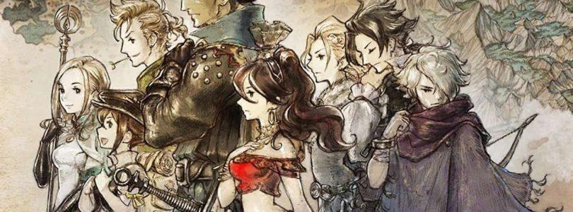 Square Enix a expédié 2,5 millions de jeux Octopath Traveler