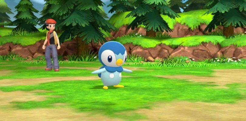 Pokemon Brilliant Diamond et Shining Pearl annoncés pour Switch