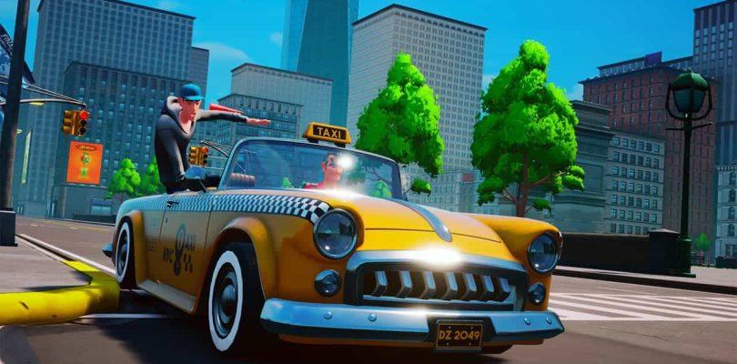 Sega nie toute implication dans le jeu Taxi Chaos