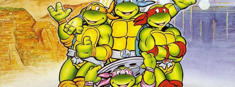 TEENAGE MUTANT HERO TURTLES – THE HYPERSTONE HEIST