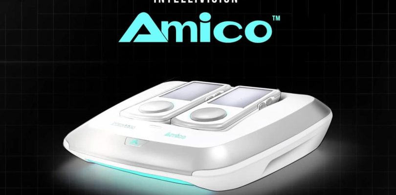 La console rétro Intellivision Amico sera disponible le 10 octobre 2021 !