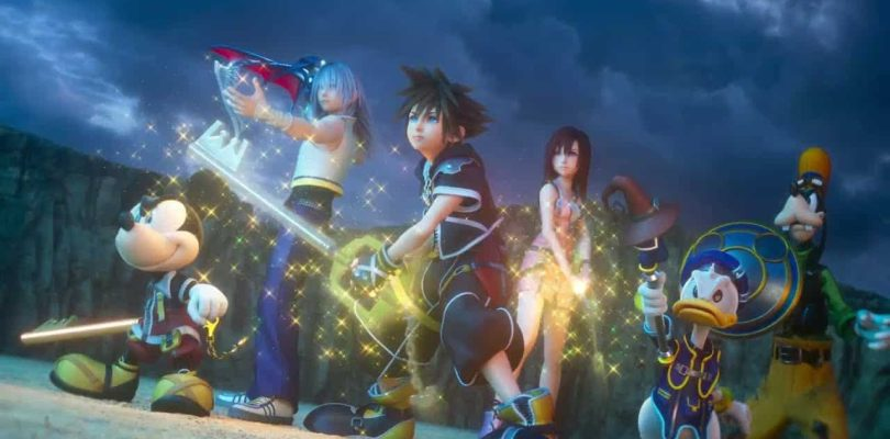 La configuration PC de Kingdom Hearts III révélée
