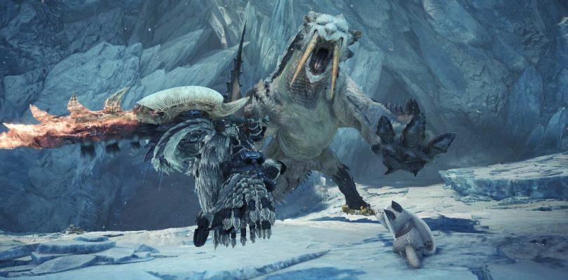 Événement live Monster Hunter prévu pour le 27 avril