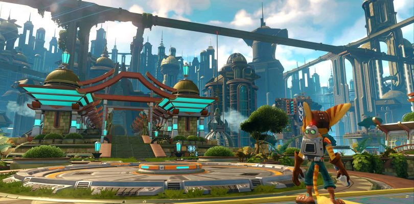 Play at Home revient le 1er mars avec Ratchet & Clank gratuit