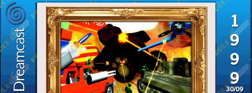 Toy Commander (Dreamcast) la guerre des jouets – Paddle Academy