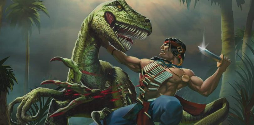Turok et Turok 2: Seeds of Evil débarque sur PS4 aujourd'hui