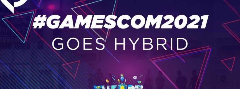 La Gamescom 2021 sera un événement entièrement numérique