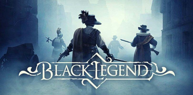 Black Legend arrive le 25 mars