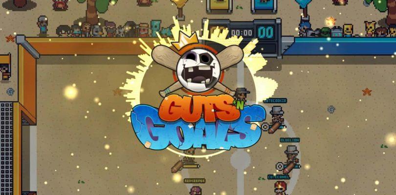Guts 'N Goals arrive le 31 août