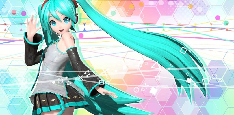 SEGA a expédié 550000 jeux Hatsune Miku: Project DIVA Future Tone