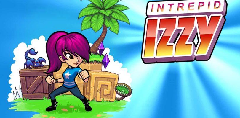 Intrepid Izzy pour SEGA Dreamcast est enfin arrivé !