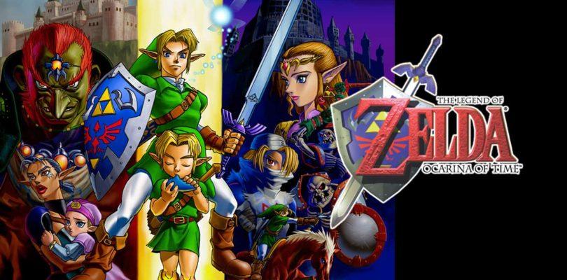 The Legend of Zelda : Ocarina of Time refait avec l'Unreal Engine 4