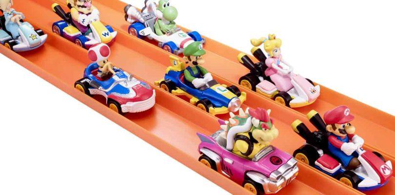 Une nouvelle édition Hot Wheels Mario Kart Rainbow Road annoncé