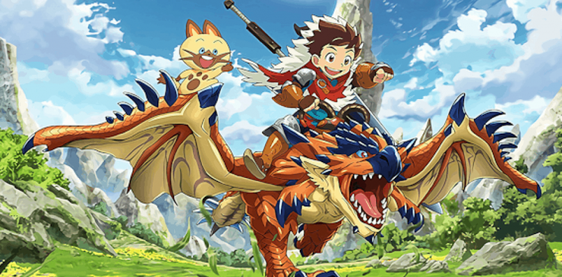 Nouvelle bande annonce pour Monster Hunter Stories 2 : Wings of Ruin
