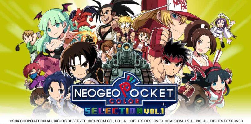 La compilation Neo Geo Pocket Color Selection Vol. 1 arrive demain sur la Switch