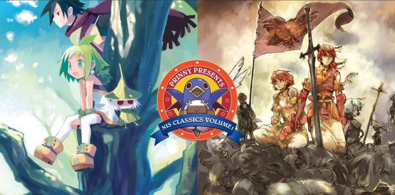 Prinny Presents NIS Classics Volume 1 annoncé sur Nintendo Switch