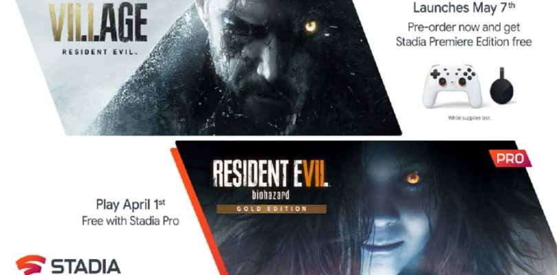 Resident Evil VII et Village sortiront aussi sur Stadia
