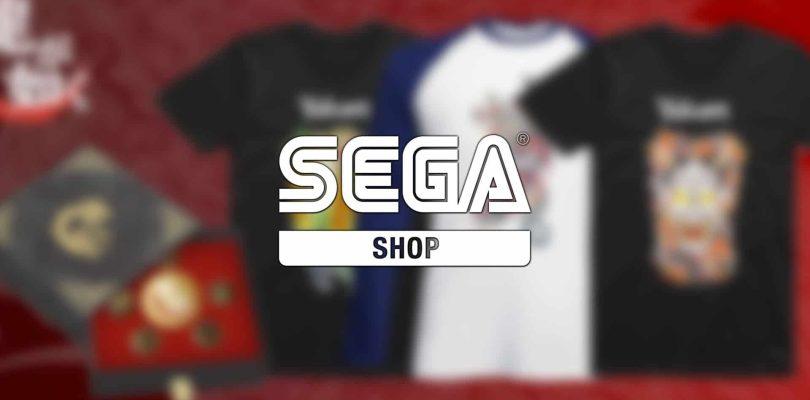 SEGA dévoile une nouvelle gamme de vêtements et de produits