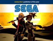 Sega en tête du classement des éditeurs de jeux 2020