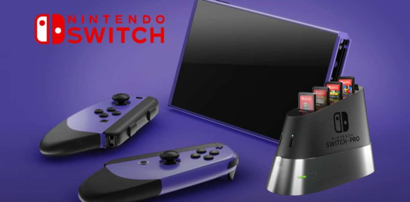La nouvelle rumeur sur la Nintendo Switch Pro ou le matériel est détaillé