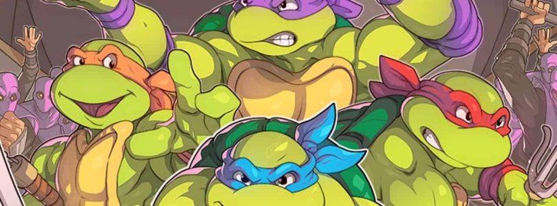 GAMESCOM 2021 : Teenage Mutant Ninja Turtles: Shredder's Revenge ajoute April O'Neil