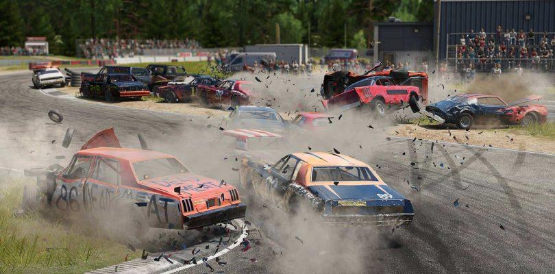 Wreckfest sort le 1er juin sur PS5