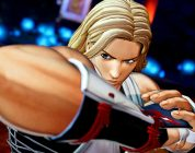 The King of Fighters XV présente Andy Bogard