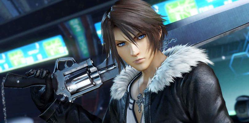 Final Fantasy VIII Remastered Disponible Pour Mobile