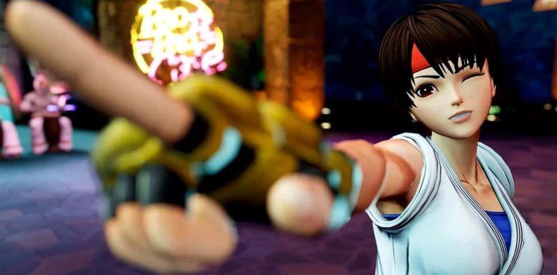 Nouvelle bande-annonce The King Of Fighters XV avec en présentation Yuri Sakazaki