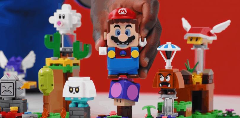 La franchise LEGO Super Mario est l'un des lancements les plus réussis de la société