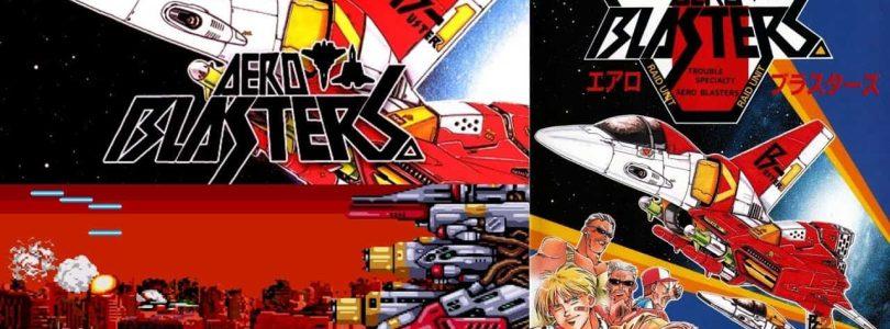 Warétro Episode 17 : Air Buster (Aero Blasters)