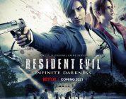 Resident Evil : Infinite Darkness maintenant disponible