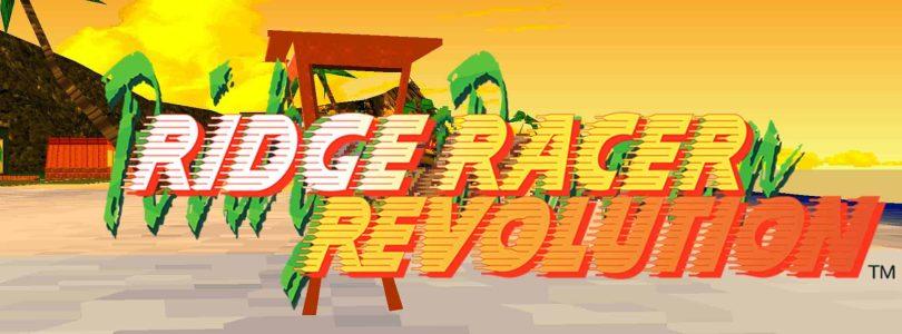 Ridge Racer Révolution