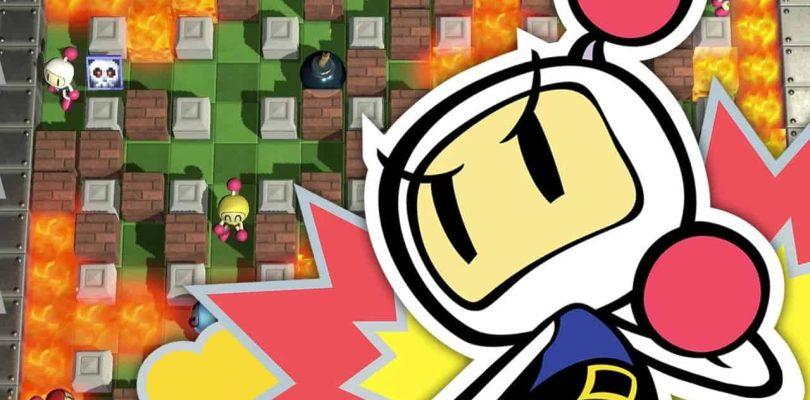Super Bomberman R Online sort sur consoles, PC et sera gratuit