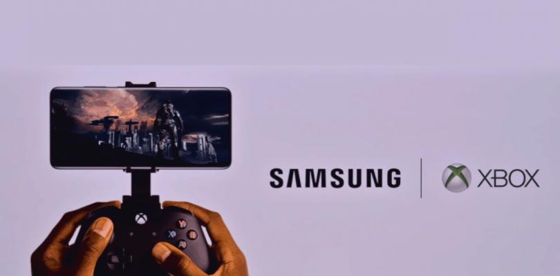 Poursuite du partenariat Xbox Series X avec Samsung QLED
