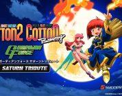 Cotton Guardian Force Saturn Tribute annoncé pour PS4 et Switch