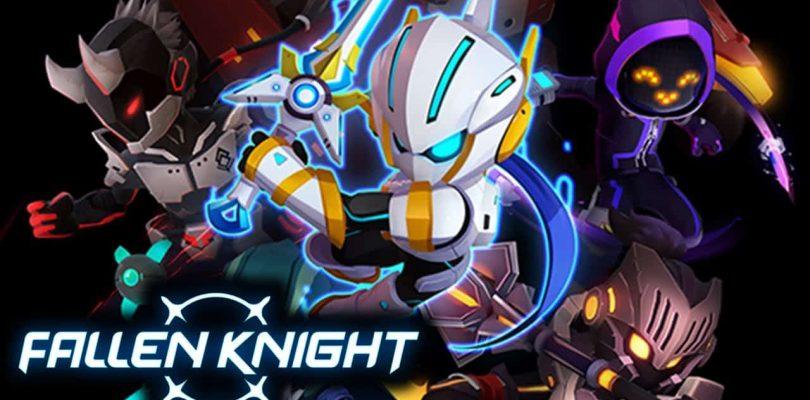 Fallen Knight arrive le 23 juin sur Switch, PS4, Xbox One et PC