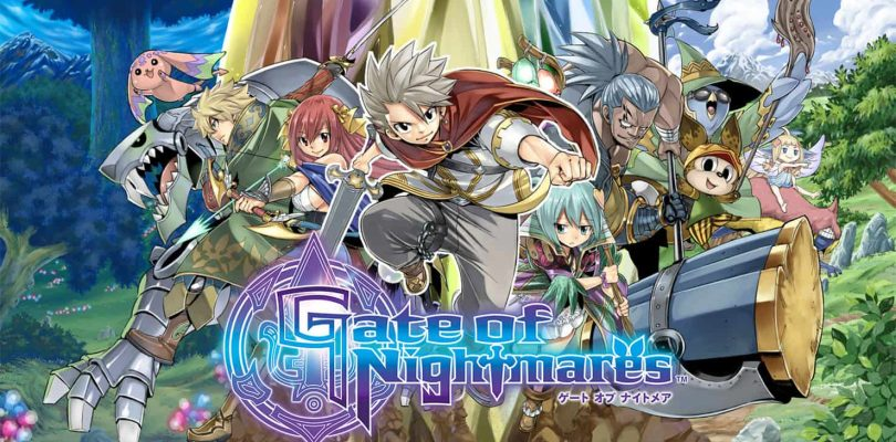 Square Enix annonce le RPG Gate of Nightmares