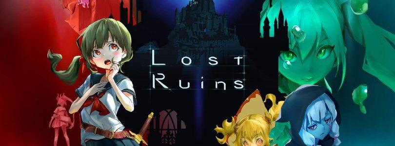 Lost Ruins arrive le 13 mai pour PC, plus tard en 2021 pour les consoles