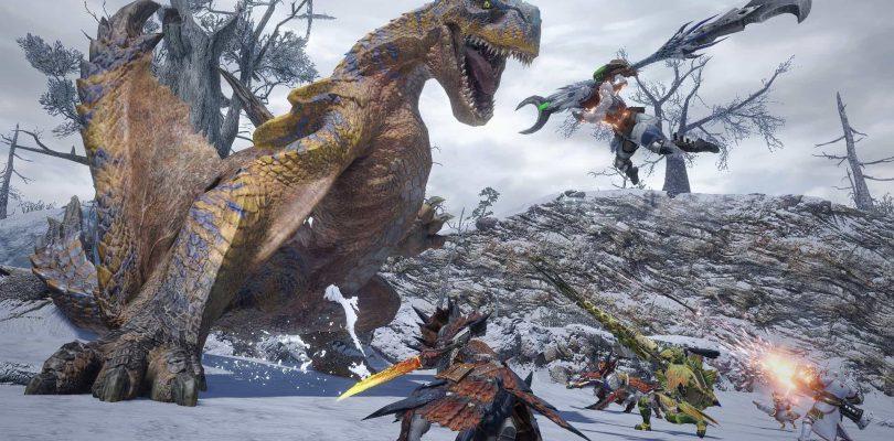 CHARTS JAPON  : Monster Hunter Rise en tête des classements japonais