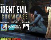 Resident Evil Showcase – Le Debrief avec NostalGeek, Le Nbk & Mérode