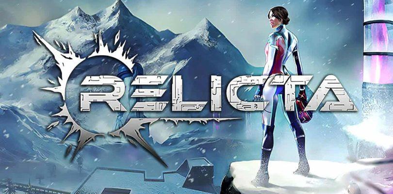 Relicta est désormais disponible sur Nintendo Switch !