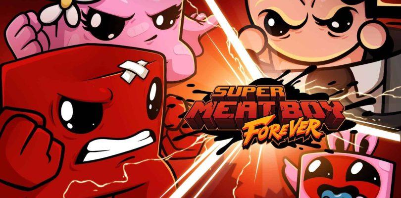 Super Meat Boy Forever sort le 16 avril sur PS4 et Xbox One