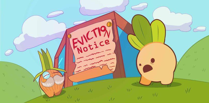 Turnip Boy Commits Tax Evasion ance le 22 avril sur Switch et PC
