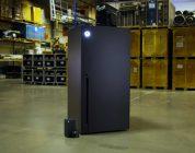 Les mini-réfrigérateurs Xbox Series X entreront en production plus tard cette année