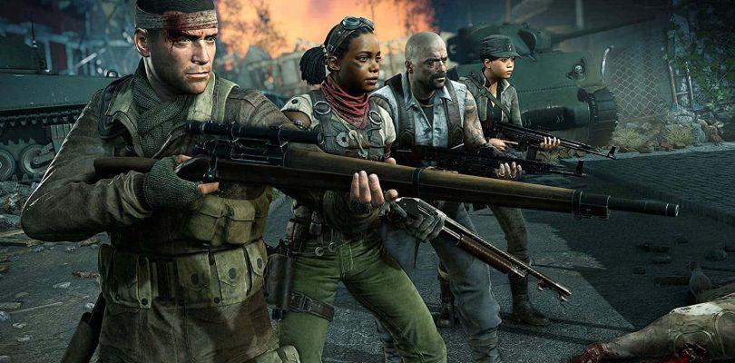 Zombie Army 4: mise à niveau gratuite sur Xbox Series X | S et PS5