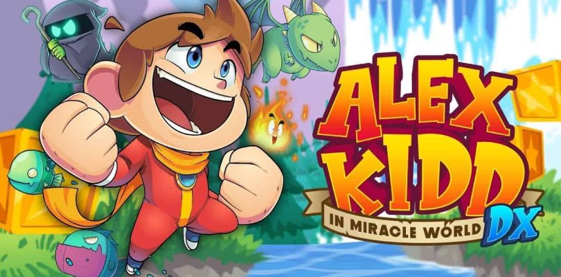 Alex Kidd In Miracle World DX sortira le 24 juin