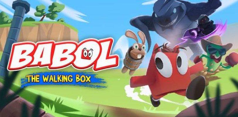 Babol the Walking Box annoncé